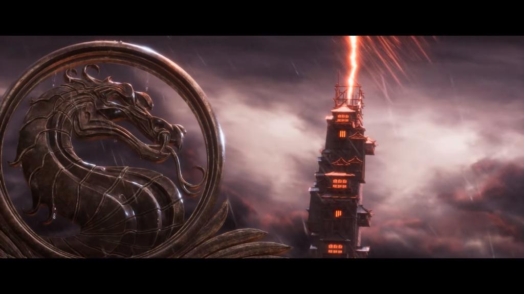 Mortal Kombat Dragon Symbol