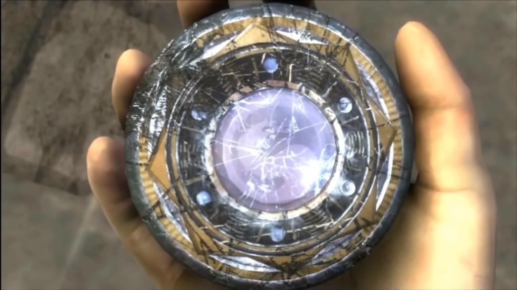 Mortal Kombat Raiden Amulet