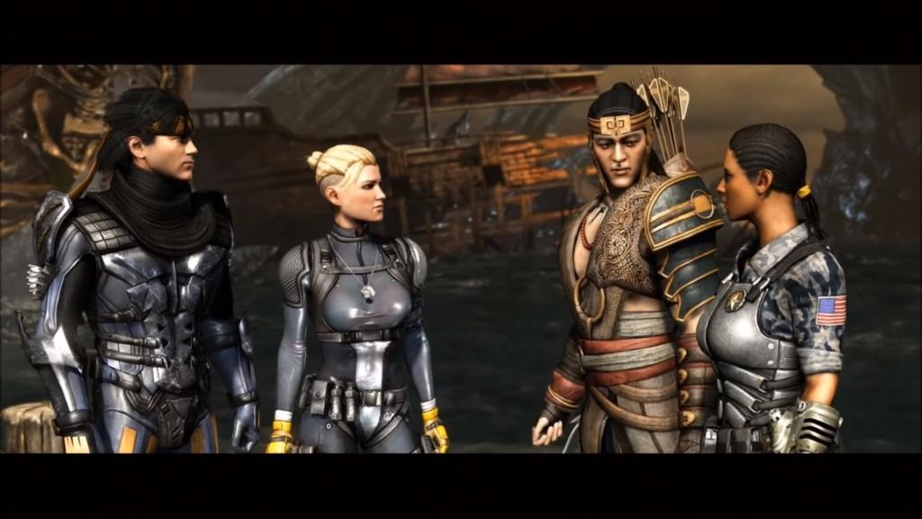 Mortal Kombat X Kombat Kids