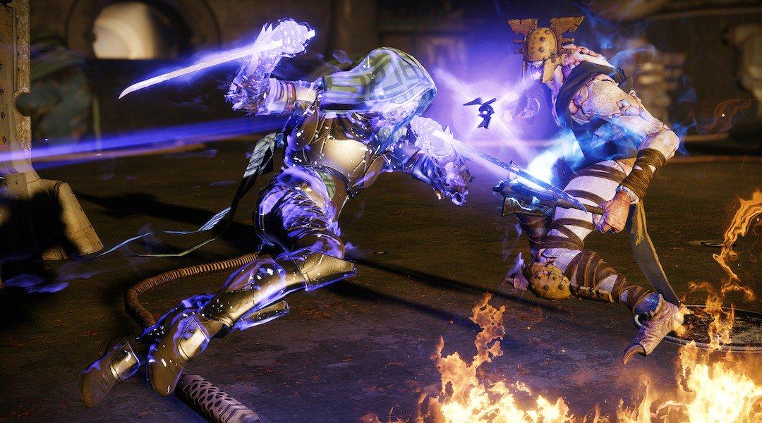 Destiny 2 Spectral Blades Nerf