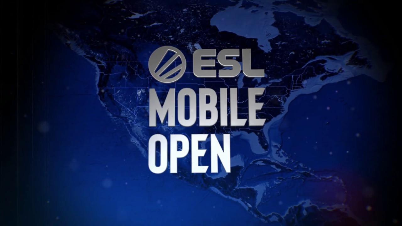 ESL PUBG Mobile Open