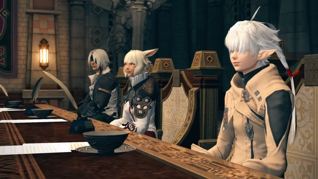 FF14 Crafting Guide