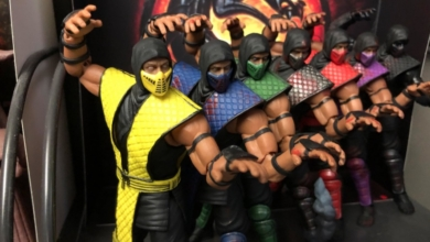 Photo of The Ninja Boys of Mortal Kombat, Ranked