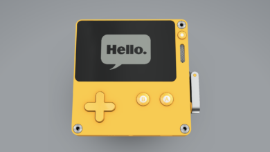 Photo of The Playdate is a Handheld Beauty Powered By Indies