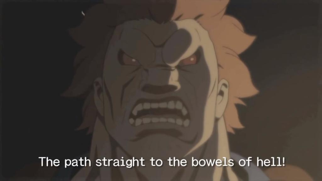 Street Fighter Ties That Bind