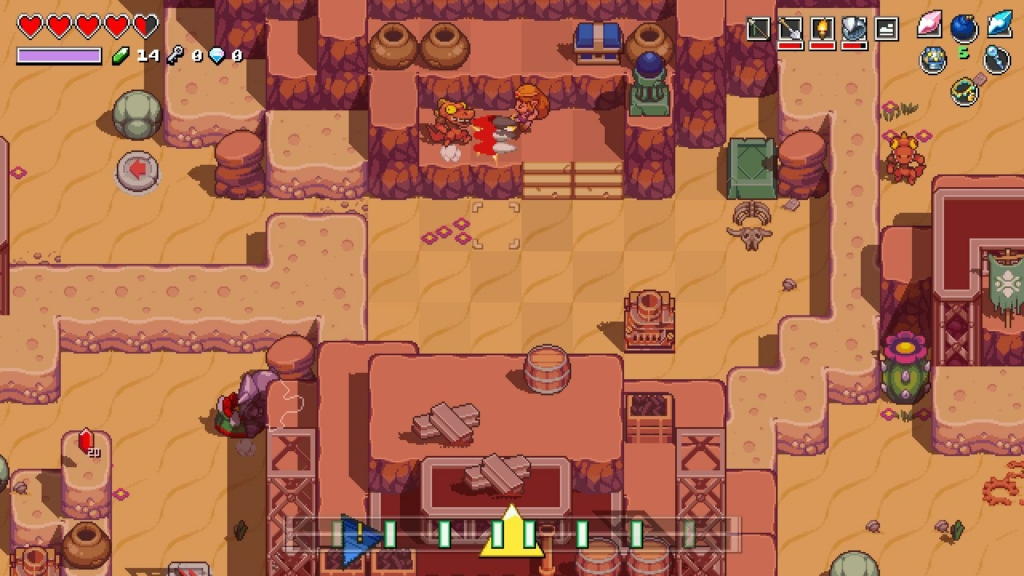 Tips For Playing Cadence Of Hyrule 14 Things The Game Doesn T Tell You