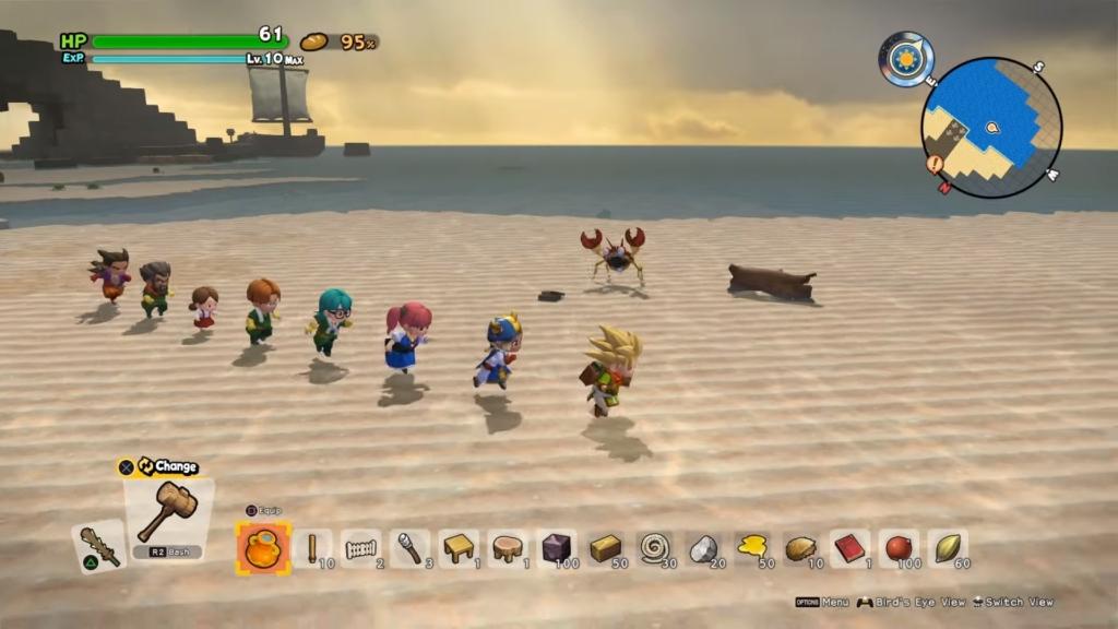 Dragon Quest Builders 2 E3 2019 Demo 2