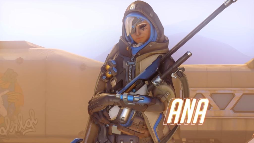 Overwatch Hero Ana