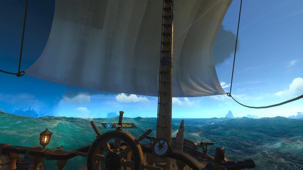 Shroudbreaker Walkthrough Sea of Thieves Sailing
