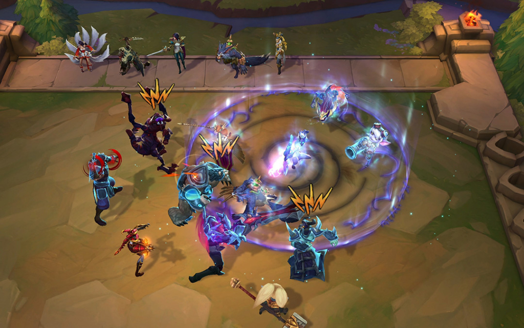 Teamfight Tactics Strategy