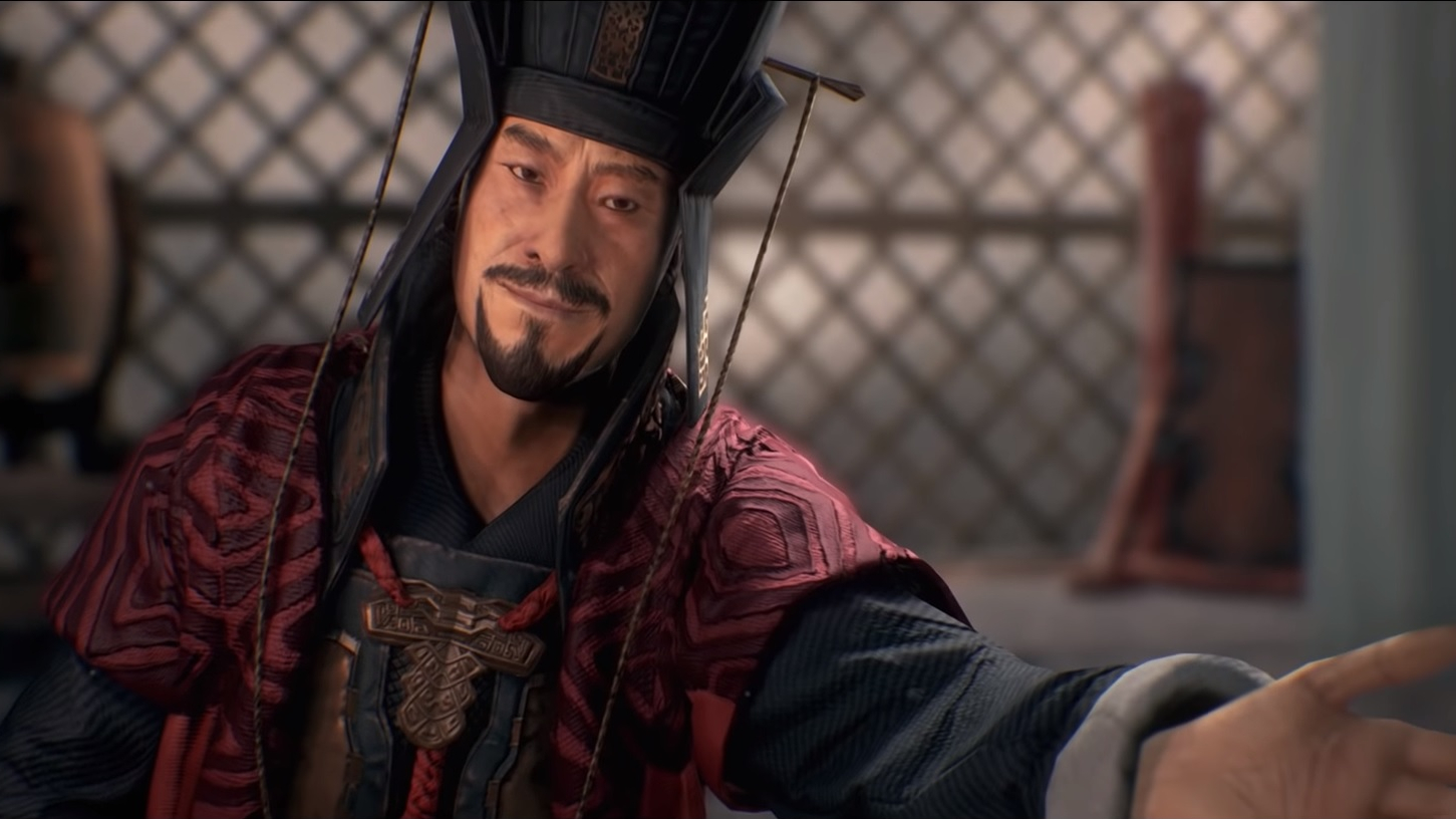 Total War Three Kingdoms Cao Cao