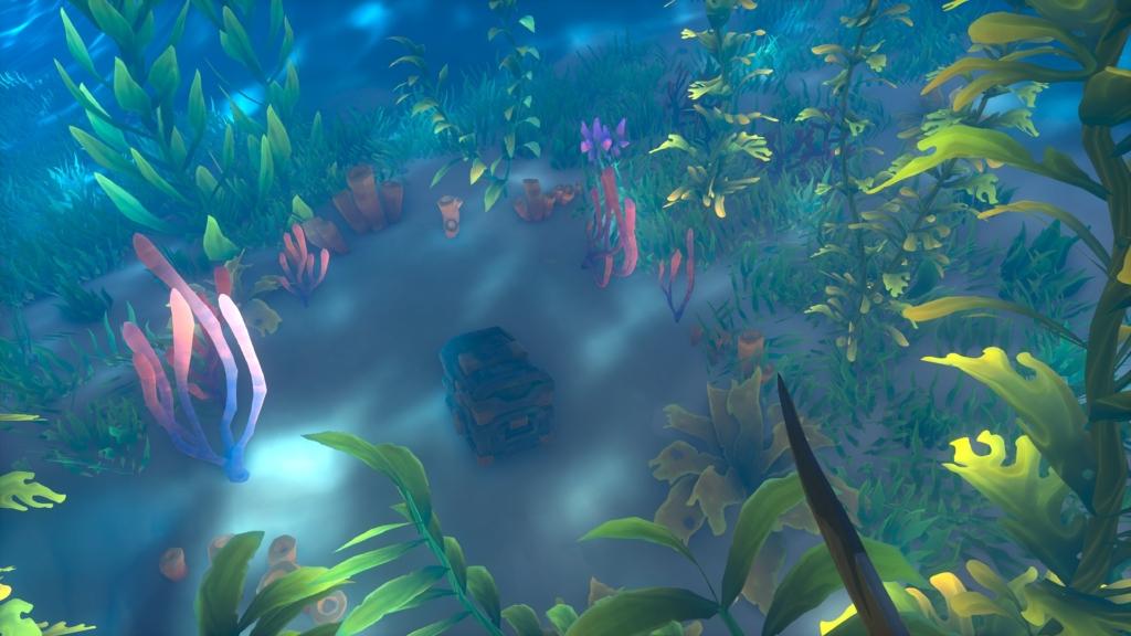 Underwater Ancient Chest Shroudbreaker