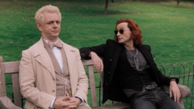 Photo of The Good Omens Miniseries is Definitely a Fanfic I Read in 2006