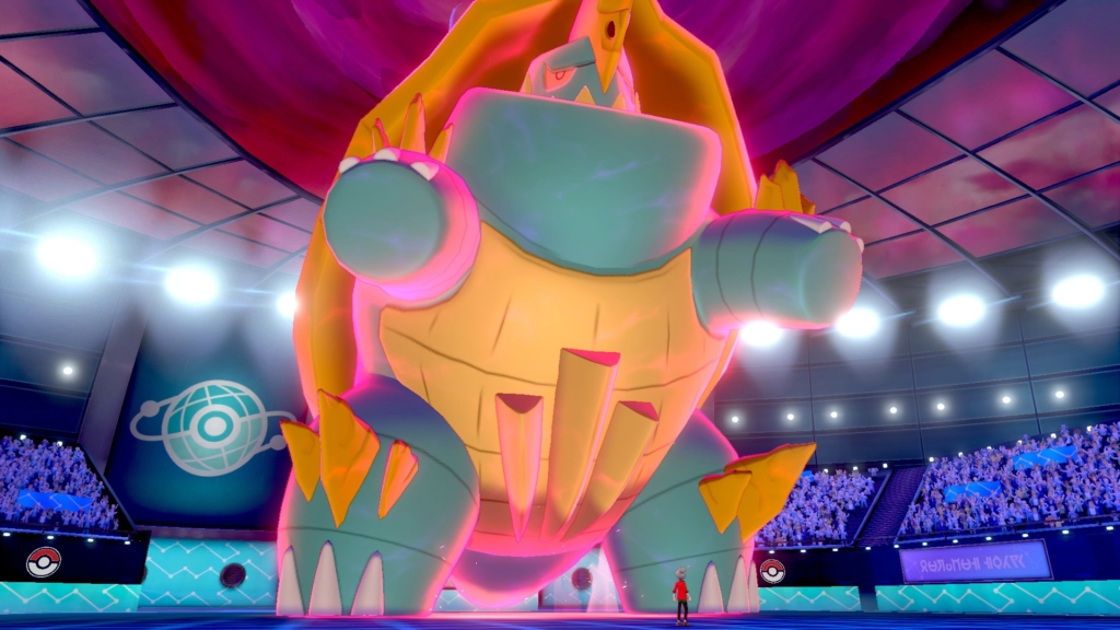 Pokemon Sword Shield Gigantamax Drednaw