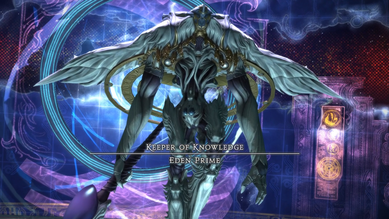 Eden Prime FF14 Resurrection Raid