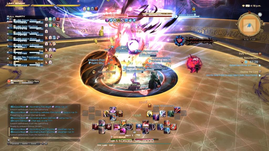 Eden's Gate Resurrection FF14 Guide 1