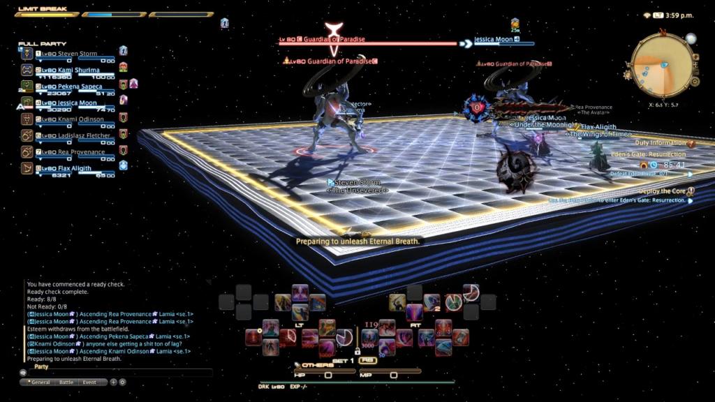Eden's Gate Resurrection FF14 Guide 4