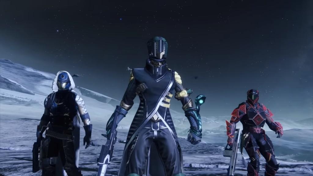 Getting Back Into Destiny 2