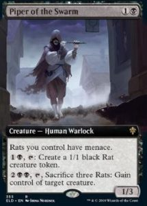 MTG Piper of the Swarm