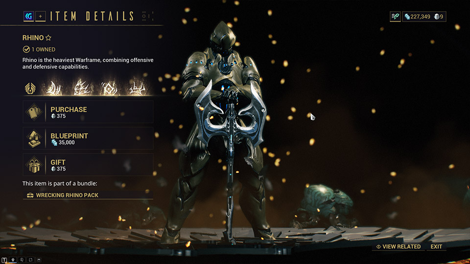 Warframe Rhino Guide Abilities Farming Tips How To Unlock Rhino Prime Control modules are components used for crafting corpus technology and some of the equipment for your you can find control modules in europa, neptune, and the void as drops that you can obtain. warframe rhino guide abilities