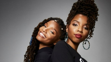 Photo of Halle Bailey Cast as Ariel in Live-Action 'The Little Mermaid'