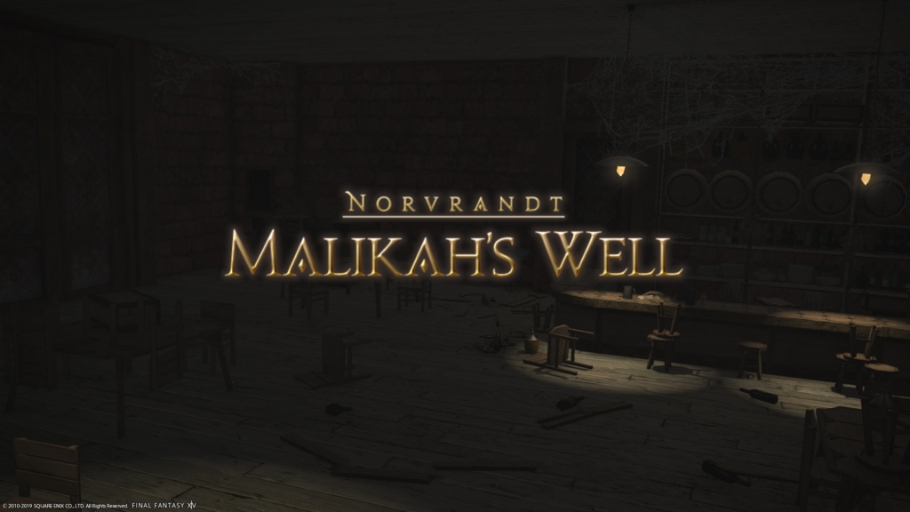 FF14 Malikah's Well Dungeon Guide