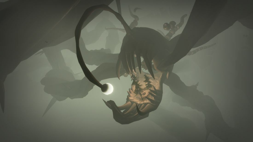 outer wilds anglerfish fossil