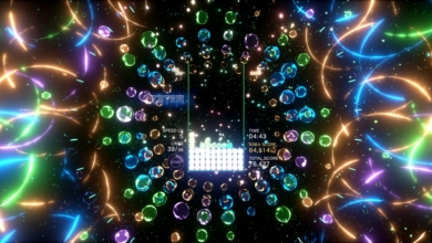 Photo of Tetris Effect Comes to PC July 23 with Enhanced Visuals, New Options
