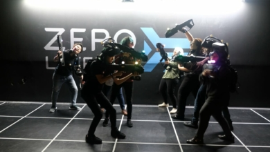 Photo of Are VR Arenas the New Laser Tag?