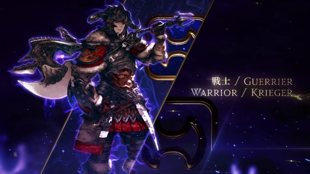 FF14 Warrior Guide Shadowbringers