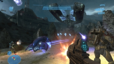 Photo of Move Over, Silent Cartographer — Long Night of Solace is Halo's Best Beach Level