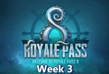Photo of PUBG Mobile Royale Pass 8 Week 3 Mission Guide