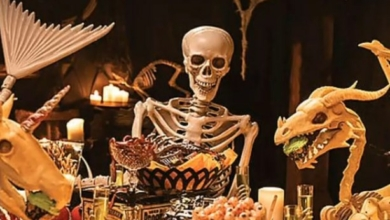 Photo of Late Lunch August 7, 2019: Exclusive Skeletons