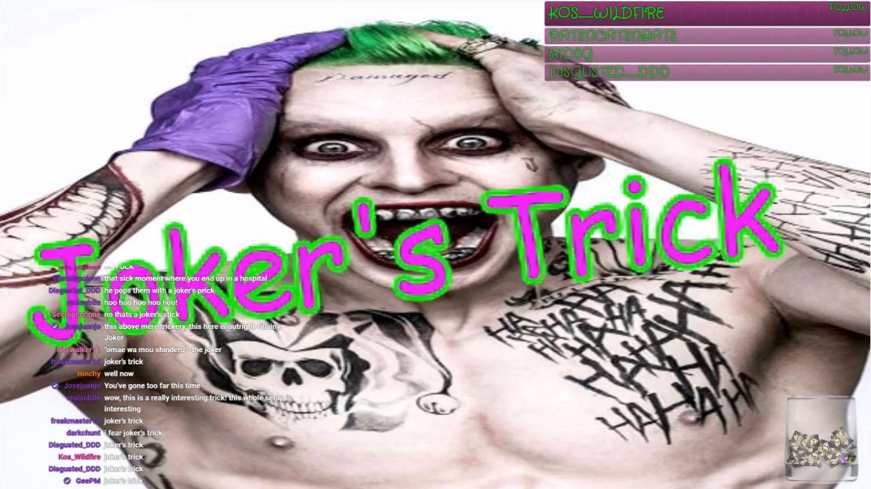Joker's Trick Twitch Channel