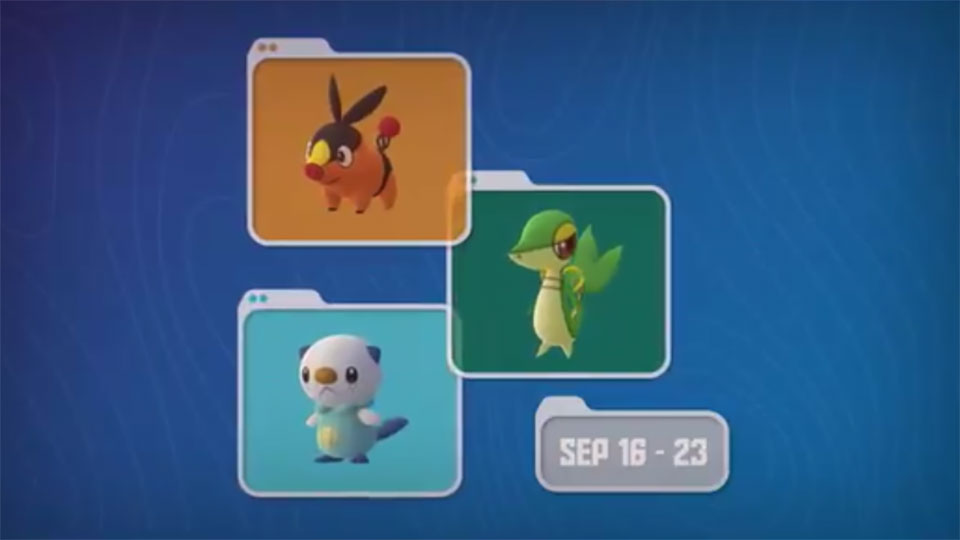Pokemon GO Gen 5 release date