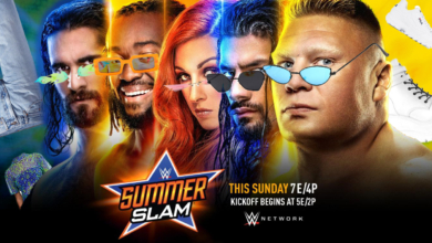 Photo of WWE Summerslam Card Preview, Predictions and Summer Fashion Trends!