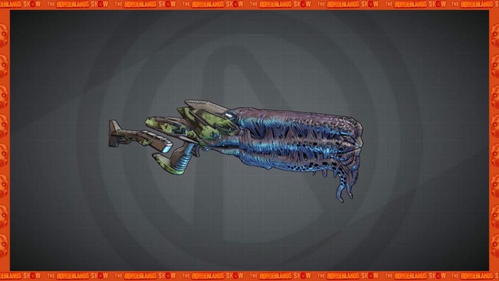 Borderlands 3 Bloody Harvest Weapon