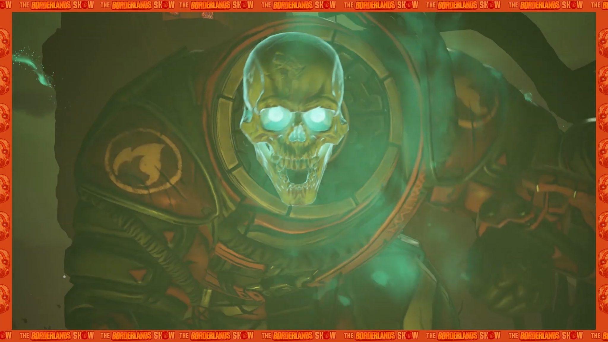 Borderlands 3 Captain Haunt