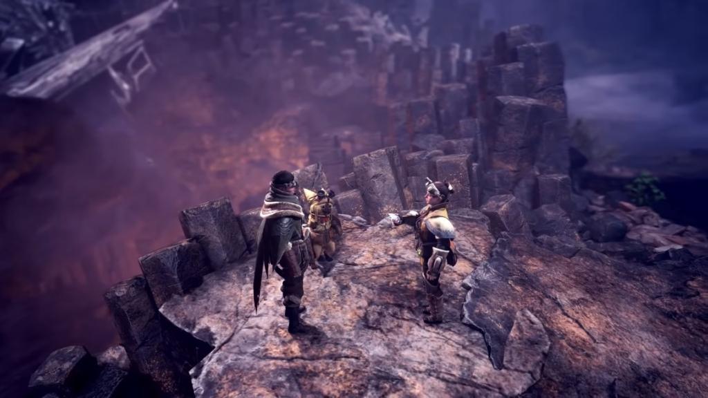 Brute Tigrex MHW Guiding Lands