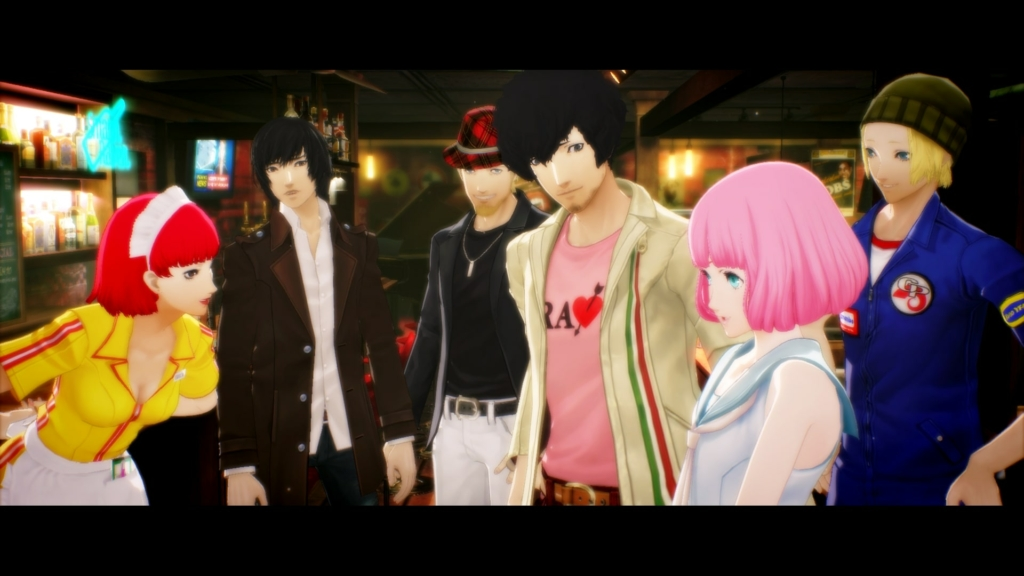 Catherine Full Body Rin Route