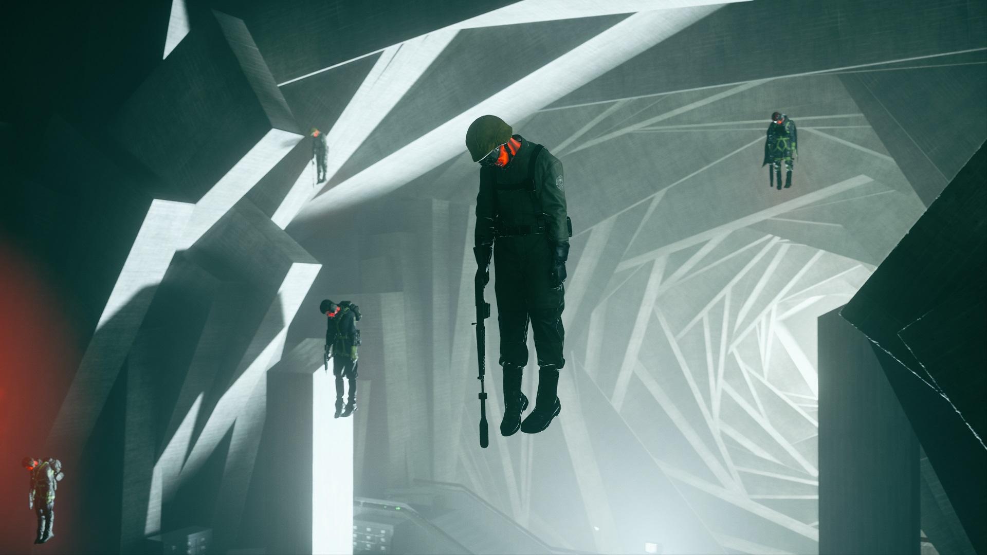 Control Game Screenshot