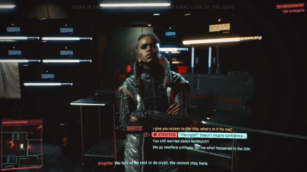 Cyberpunk 2077 First Person