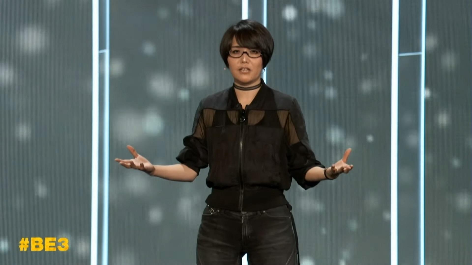 Ikumi Nakamura Ghostwire