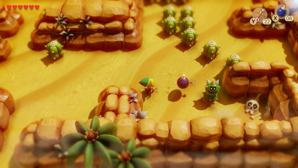 Zelda Links Awakening Review