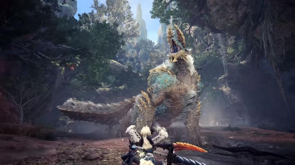 Monster Hunter Endgame