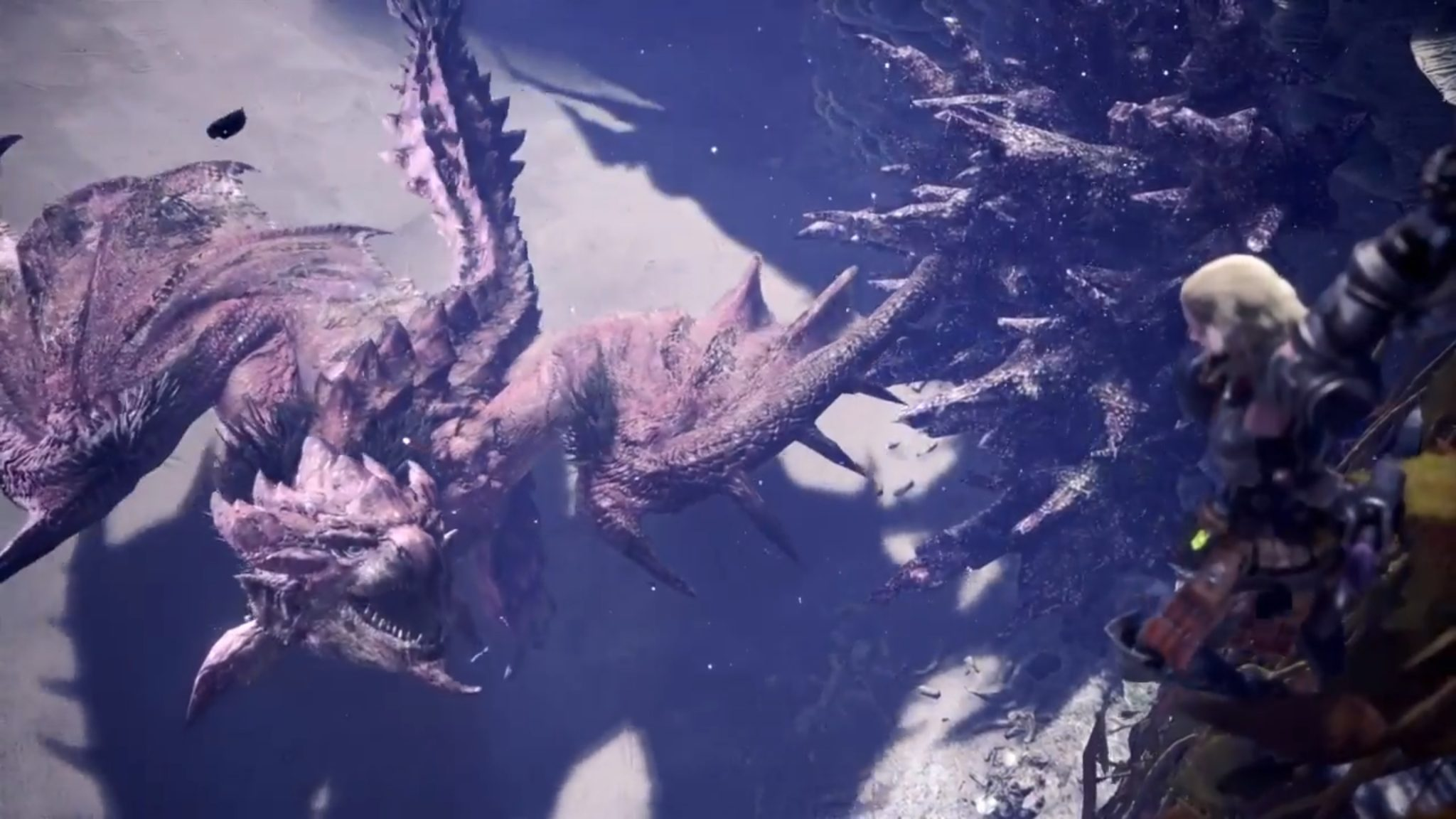 MHW Upgrade Health Booster