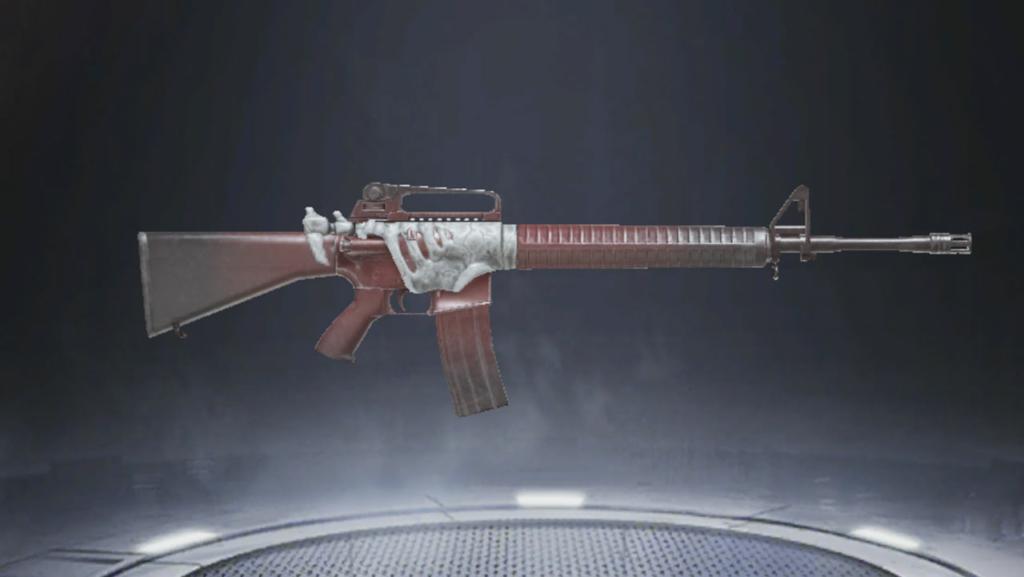 PUBG Mobile M16A4