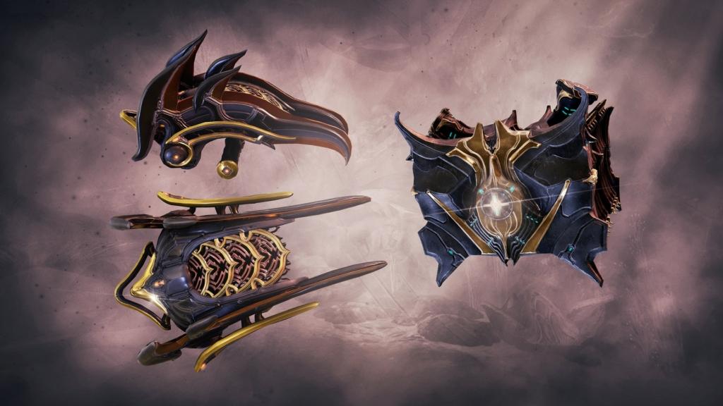 Warframe Atlas Prime Weapons