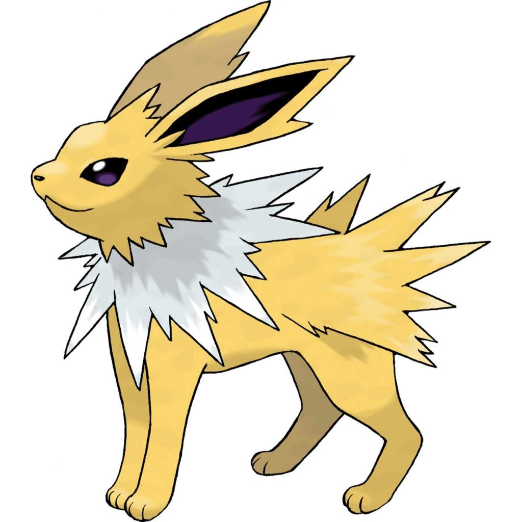 Jolteon Pokemon GO