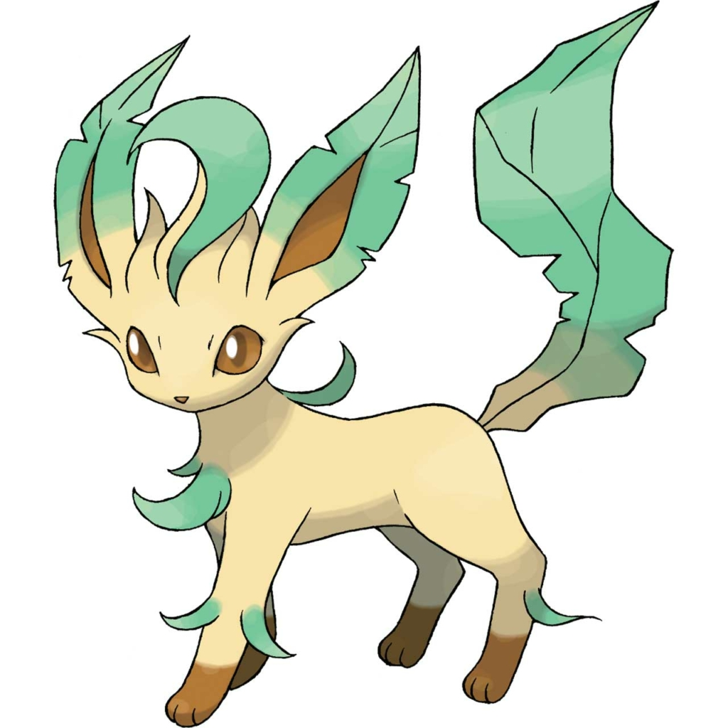 Leafeon Pokemon GO